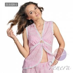 Пижама женская ПарижПижамы<br><br><br>Размер: 50
