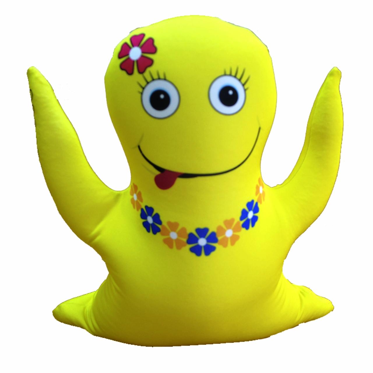 Осьминожка желтаяПодарки к 14 февраля<br><br>