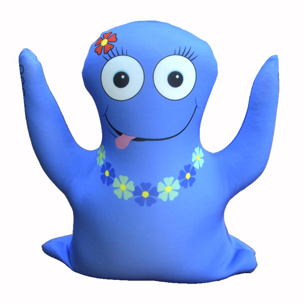 Осьминожка голубаяПодарки к 14 февраля<br><br>