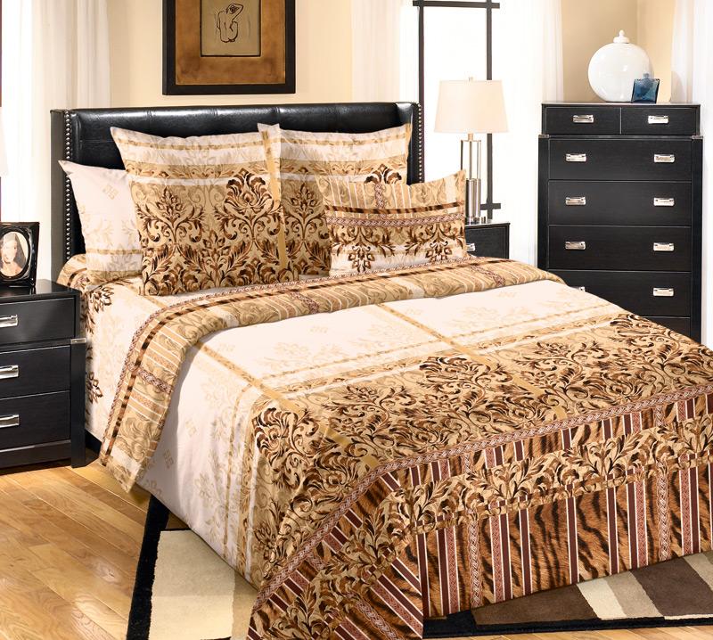Комплект постельного белья БаккардиБязь<br><br><br>Размер: 2сп (2 нав.70х70)