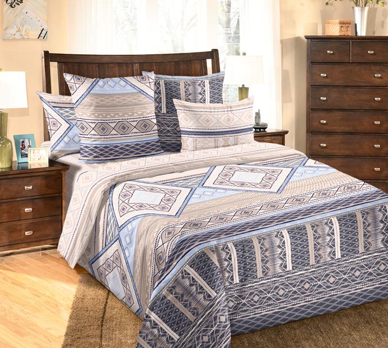 Комплект постельного белья ФинляндияБязь<br><br><br>Размер: 2сп (2 нав.70х70)