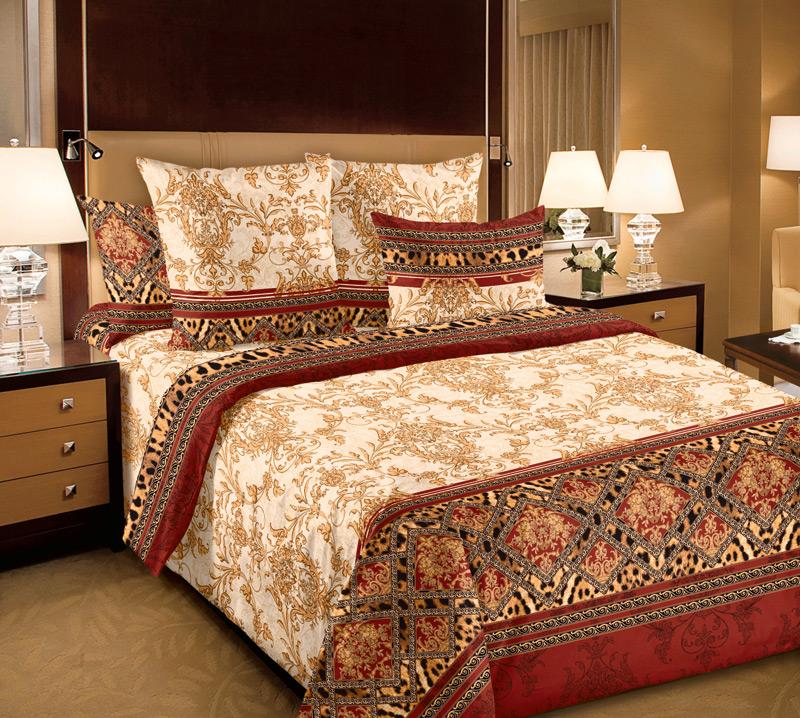 Комплект постельного белья ИмператрицаБязь<br><br><br>Размер: Евростандарт (2 нав.70х70)