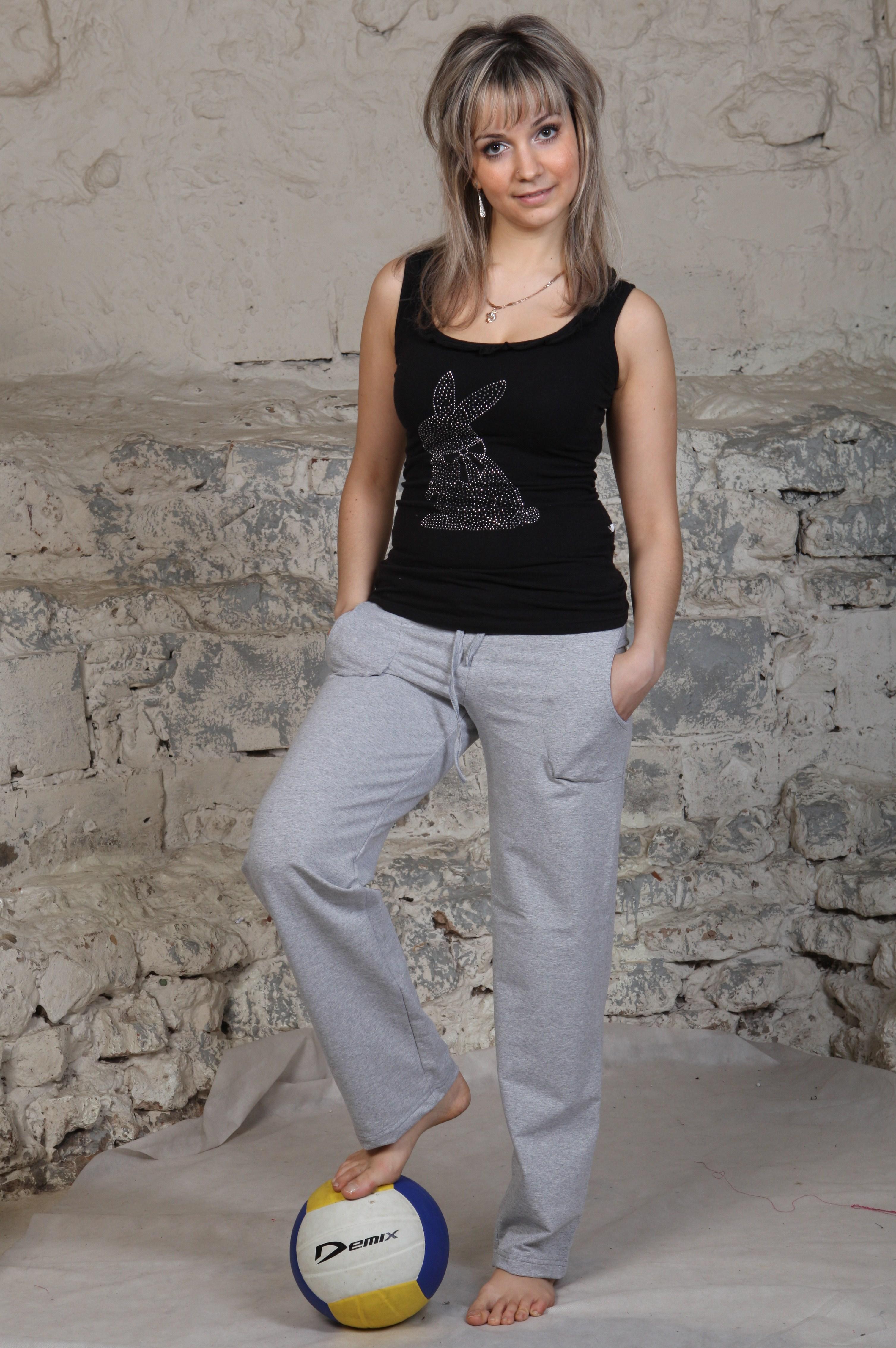 Брюки женские Спорт-линияСпортивные брюки, трико<br><br><br>Размер: 42
