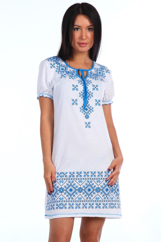 Сорочка женская ВестаДомашняя одежда<br><br><br>Размер: 56