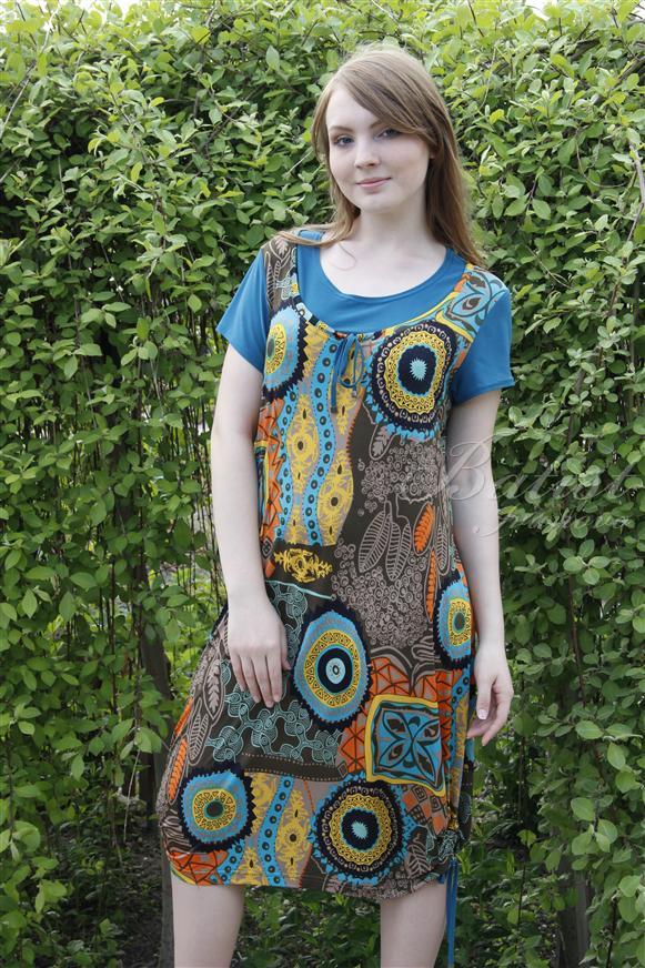Платье женское ЗараПлатья и сарафаны<br><br><br>Размер: Голубой