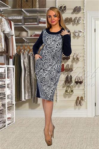 Платье женское ИринаПлатья и сарафаны<br><br><br>Размер: 60