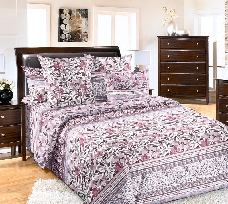 Комплект постельного белья Контсанция 3Перкаль<br><br><br>Размер: 2сп. (2 нав. 70х70)