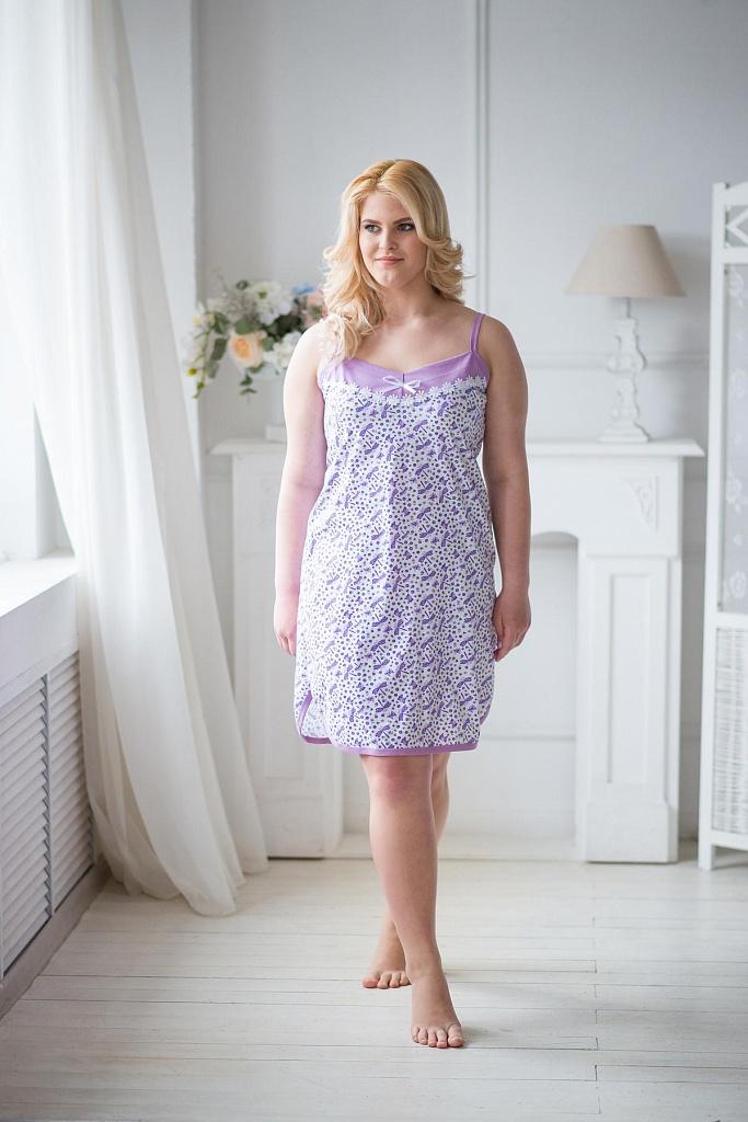 Сорочка женская МилаяСорочки<br><br><br>Размер: 44