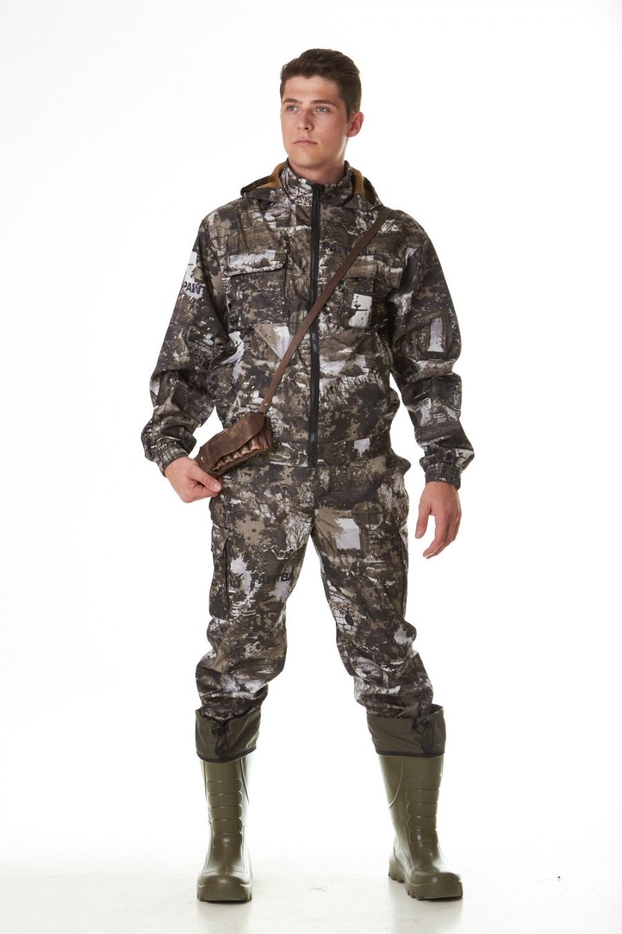 Костюм для охоты и рыбалки Лес-2Одежда для охоты и рыбалки<br><br><br>Размер: 64