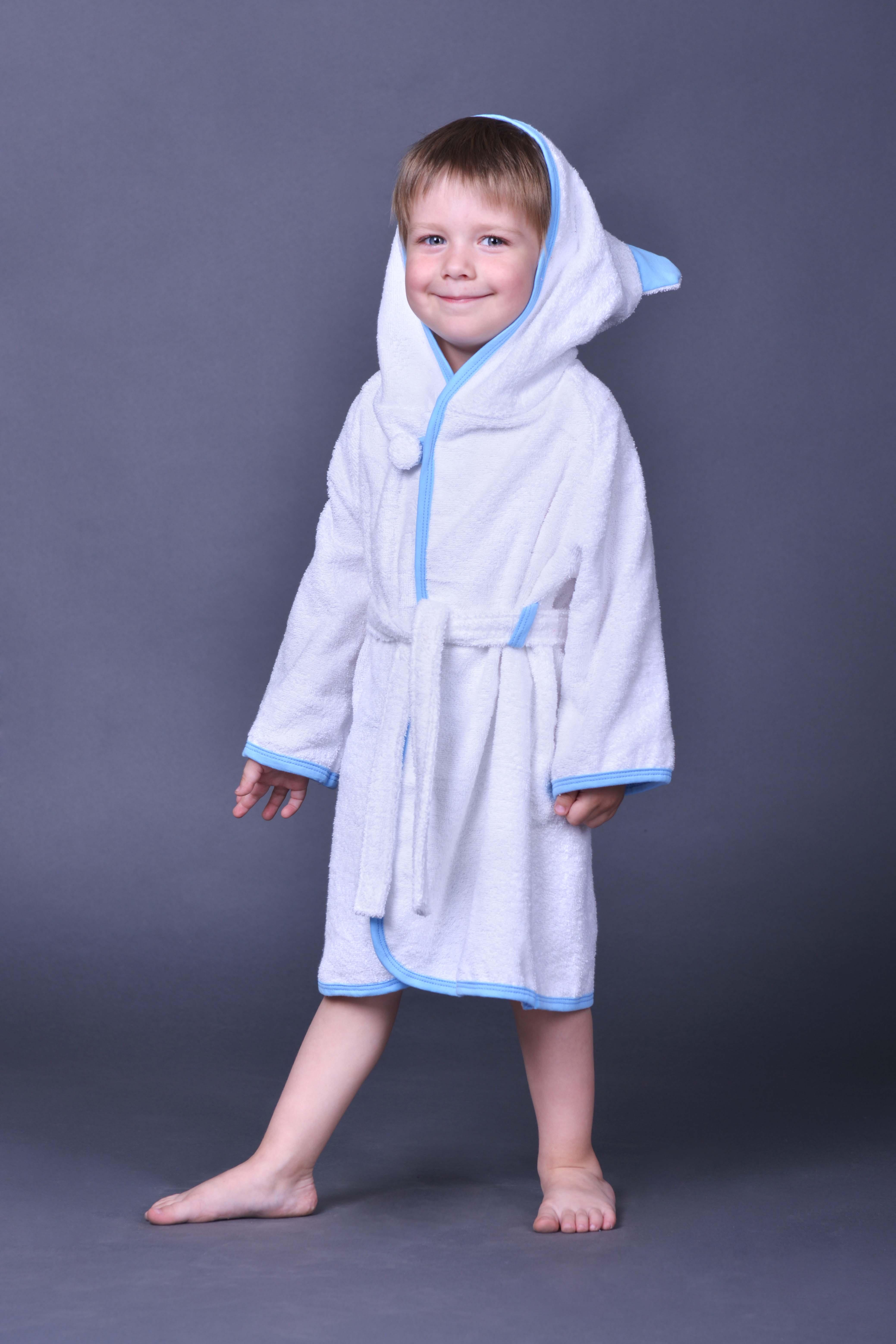 Халат детский ЗвериХалаты детские для ванной<br><br><br>Размер: 28