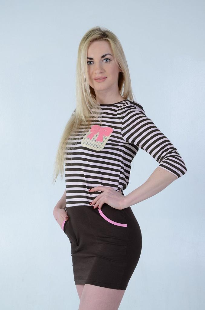 Платье женское КармашекПлатья<br><br><br>Размер: 40
