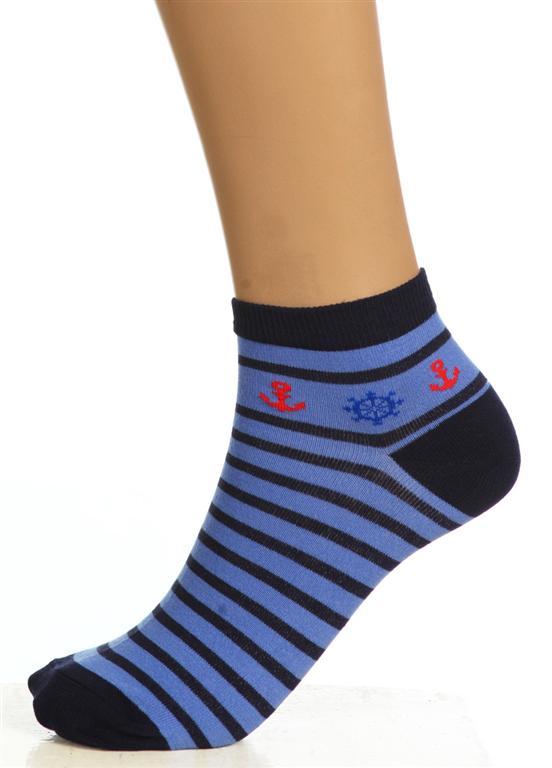 Носки женские МорскиеНоски<br><br><br>Размер: 25