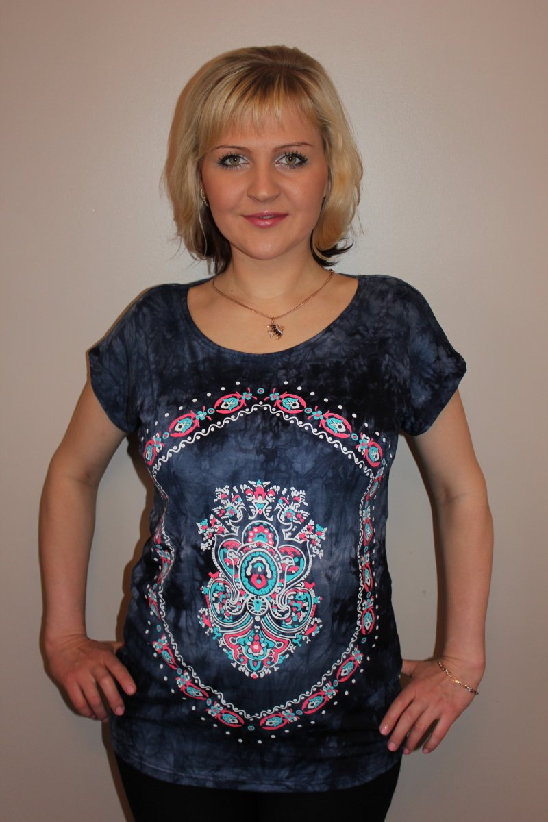 Туника женская ЗеркалоТуники, рубашки и блузы<br><br><br>Размер: 56