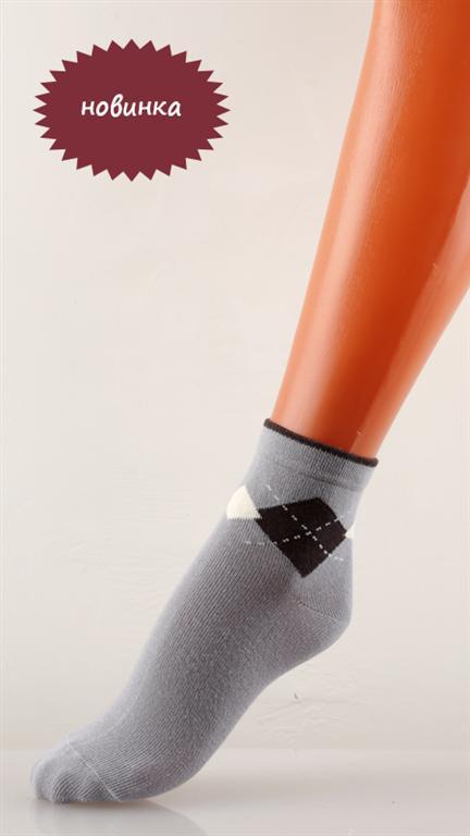 Носки подростковые РомбНоски<br><br><br>Размер: Белый