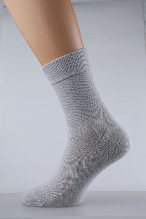 Носки мужские Серая ОднотонкаНоски<br><br><br>Размер: 29