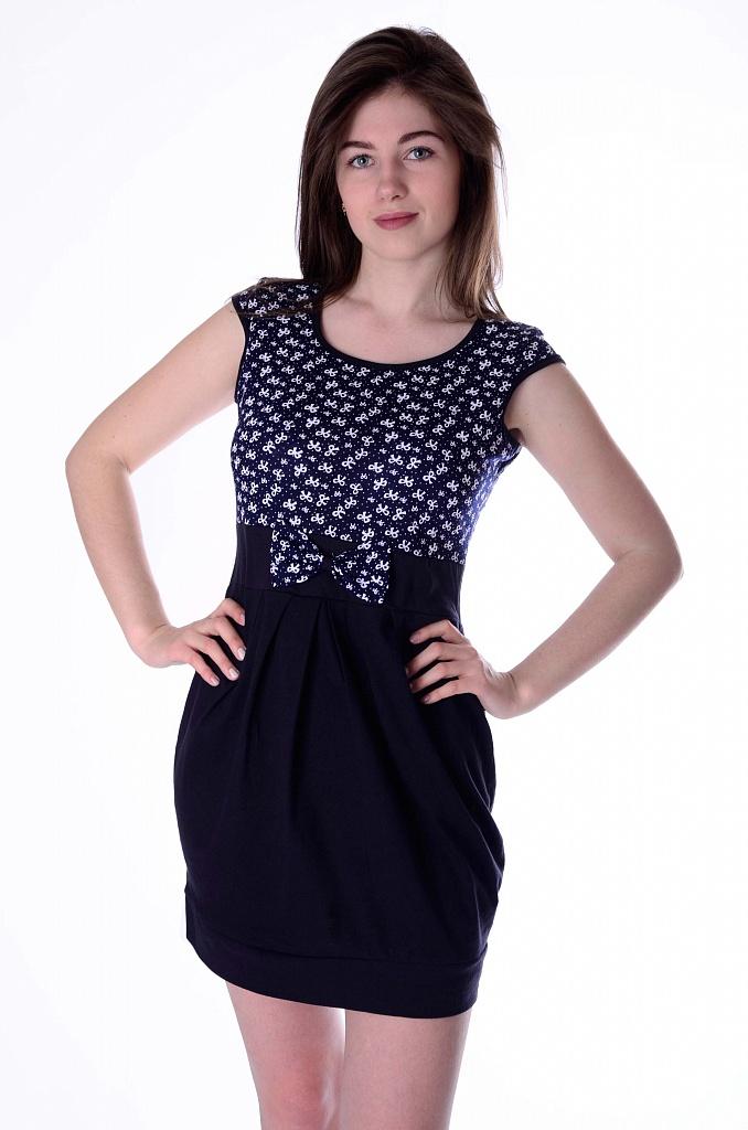 Платье женское КапризПлатья и сарафаны<br><br><br>Размер: 52