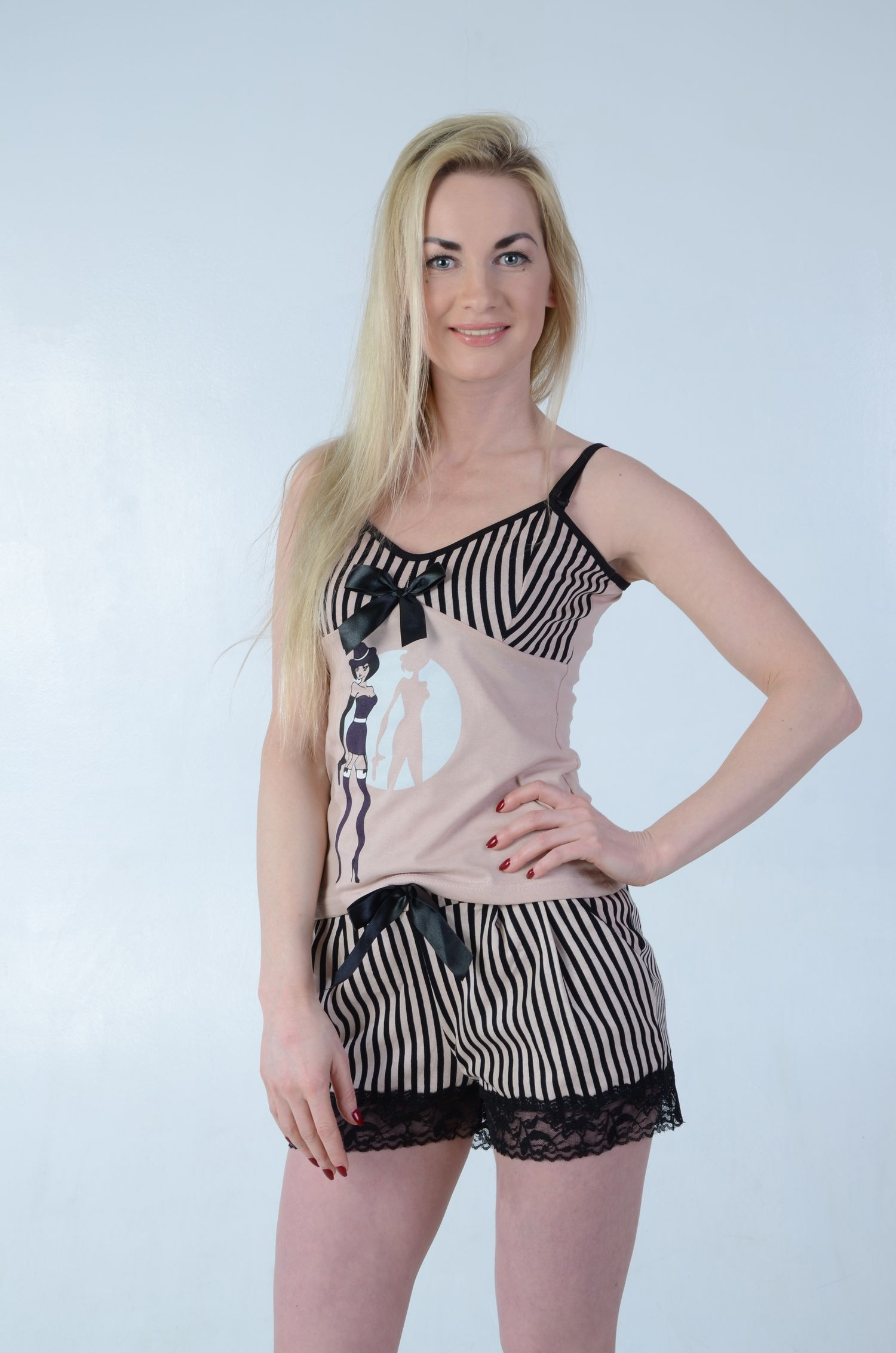 Пижама женская ЧикагоДомашняя одежда<br><br><br>Размер: 50