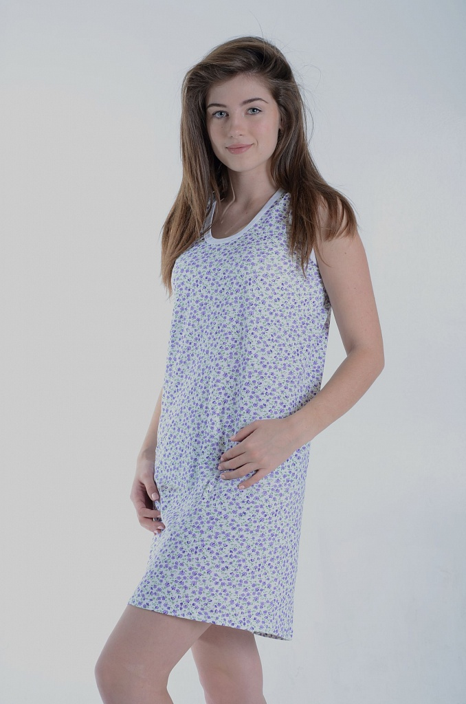 Сорочка женская БабушкинаСорочки<br><br><br>Размер: 58