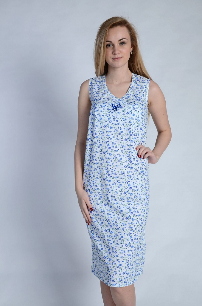 Сорочка женская Большая МэриСорочки<br><br><br>Размер: 70