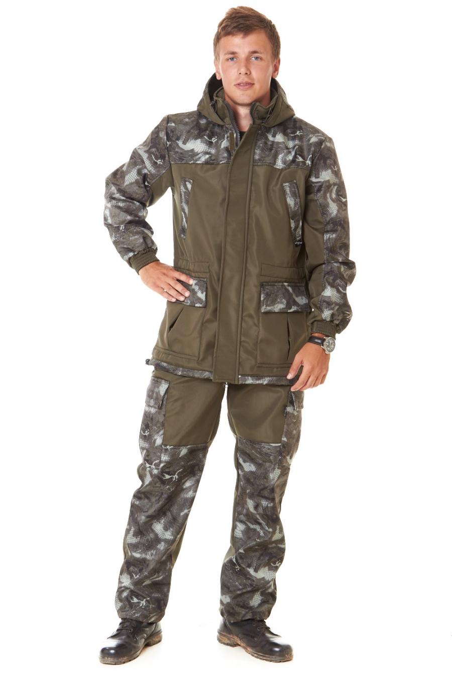 Костюм для охоты и рыбалки Форестер демисезонныйОдежда для охоты и рыбалки<br><br><br>Размер: 42