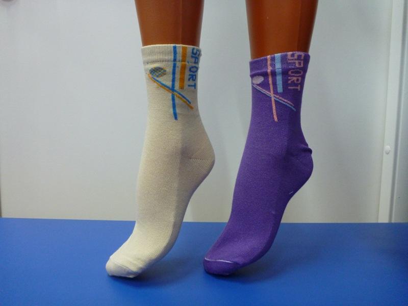 Носки женские Спорт 12 парНоски<br><br><br>Размер: 37-41