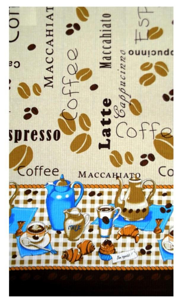 Набор вафельных полотенец Кофе (5 шт.)Полотенца<br><br><br>Размер: 40х75