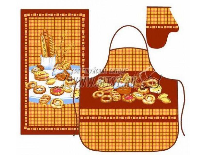 Набор кухонный Выпечка 4 предметаКухонные наборы<br><br>