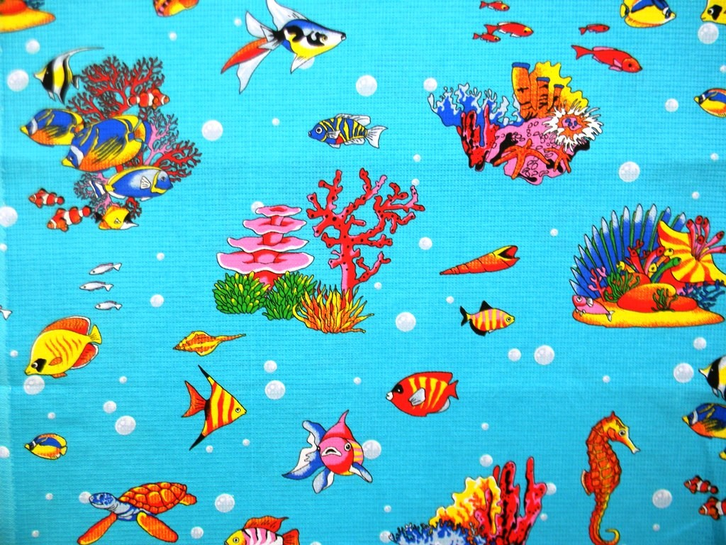 Полотенце для бани и сауны Коралловый рифДля пляжа<br><br><br>Размер: 150х90