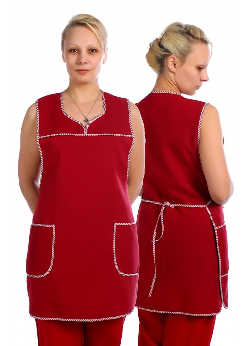 Костюм женский Клининг-4Для клининга и горничных<br><br><br>Размер: Универсальный