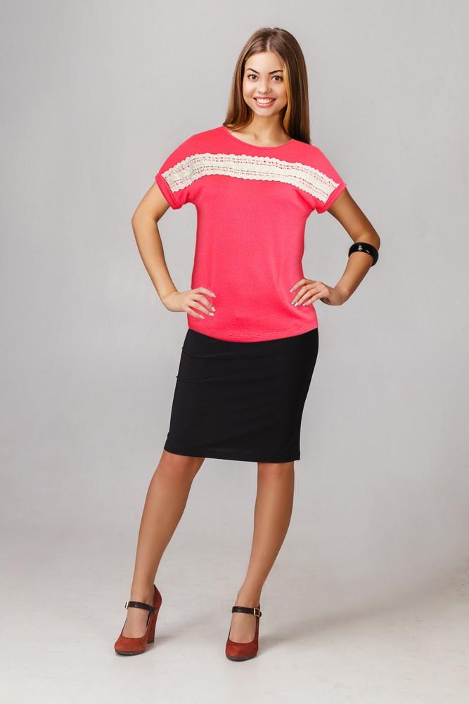 Блузка женская ОпераТуники, рубашки и блузы<br><br><br>Размер: 46