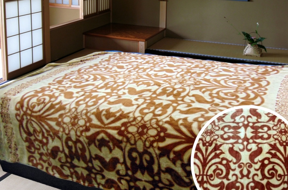 Покрывало-плед СамурайПокрывало из меха<br><br><br>Размер: 180х210
