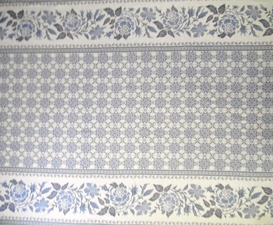 Скатерть из ткани двунитка УзорСкатерти и салфетки<br><br><br>Размер: 150х150