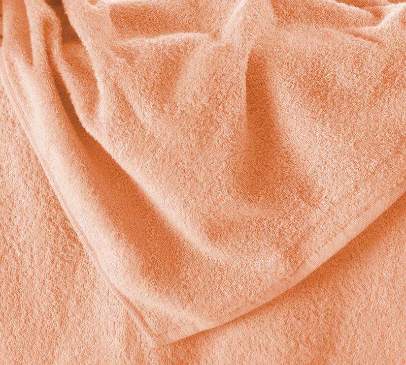Простынь махровая ОднотоннаяПростыни<br><br><br>Размер: Персиковый