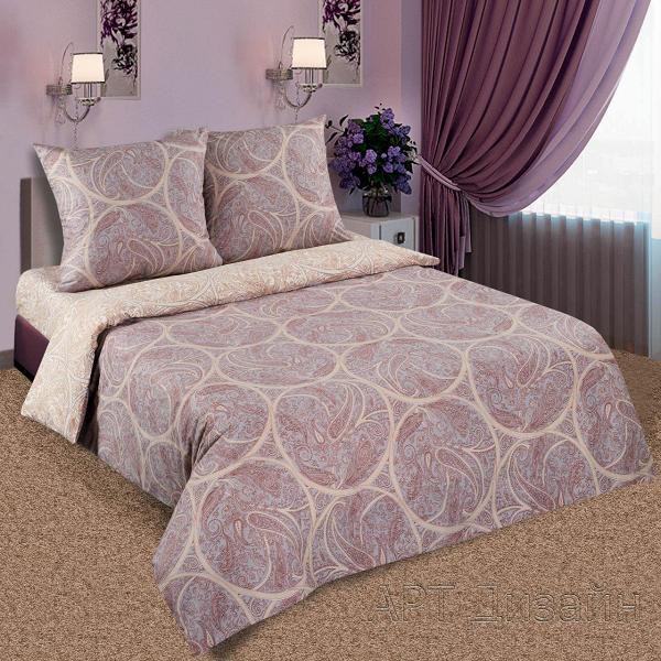 Комплект постельного белья РафаэльПоплин<br><br><br>Размер: 2спальный