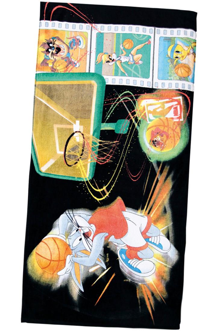 Полотенце Баскетболисты 70х140Детские полотенца<br><br><br>Размер: 70х140