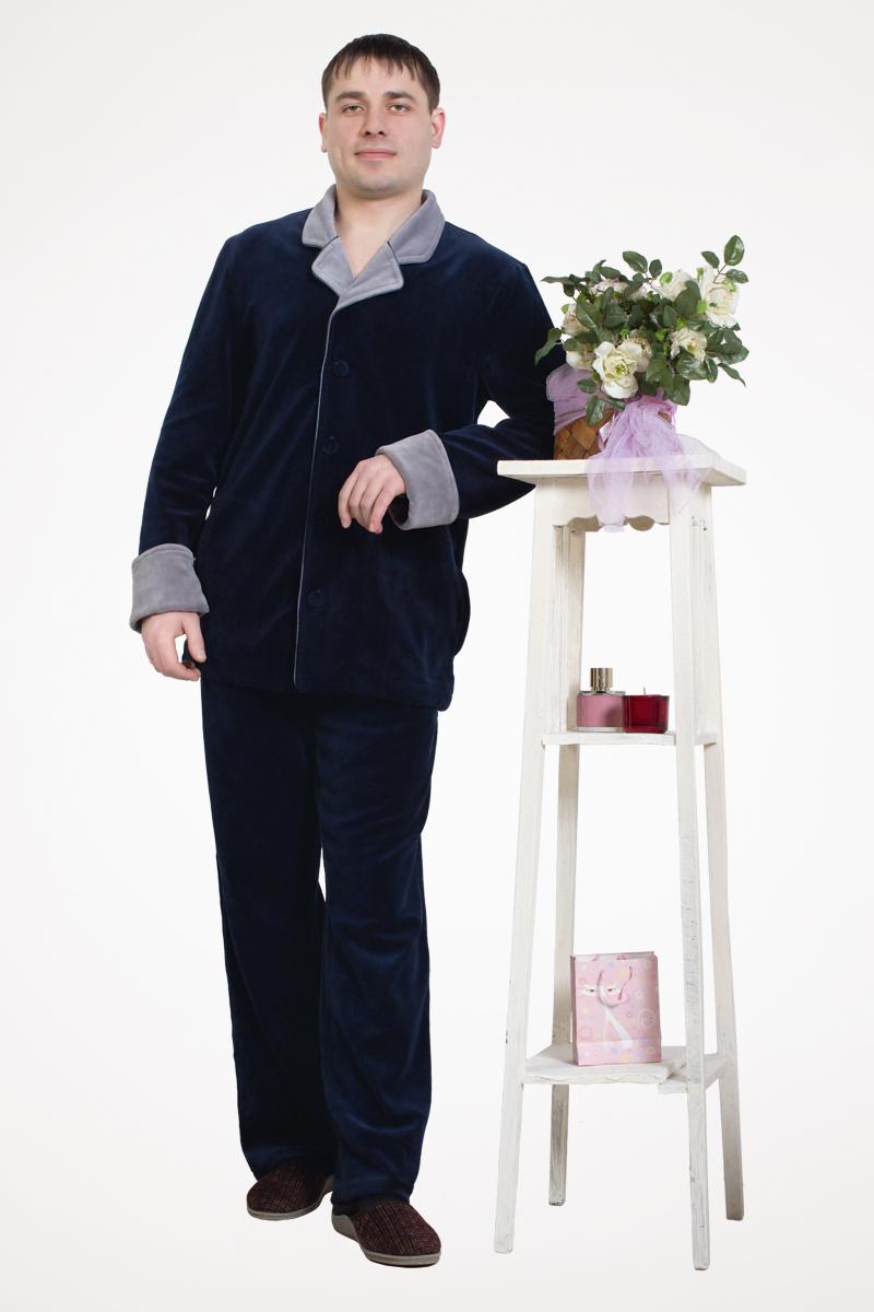 Костюм мужской Лорд (пиджак и брюки) велюрКоллекция ОСЕНЬ-ЗИМА<br><br><br>Размер: 56