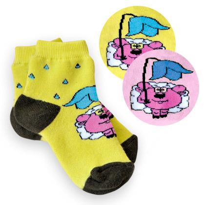 Носки детскиеНоски<br><br><br>Размер: 21-23