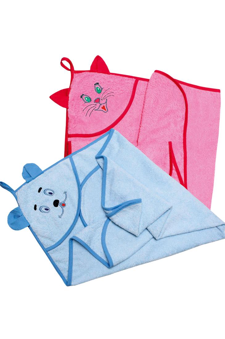 Полотенце Уголок детский<br><br>Размер: Розовый
