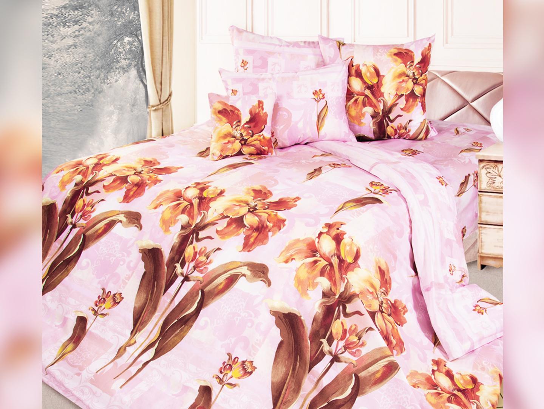 Комплект постельного белья МадинаБязь<br><br><br>Размер: Семейный (2 нав.70х70)