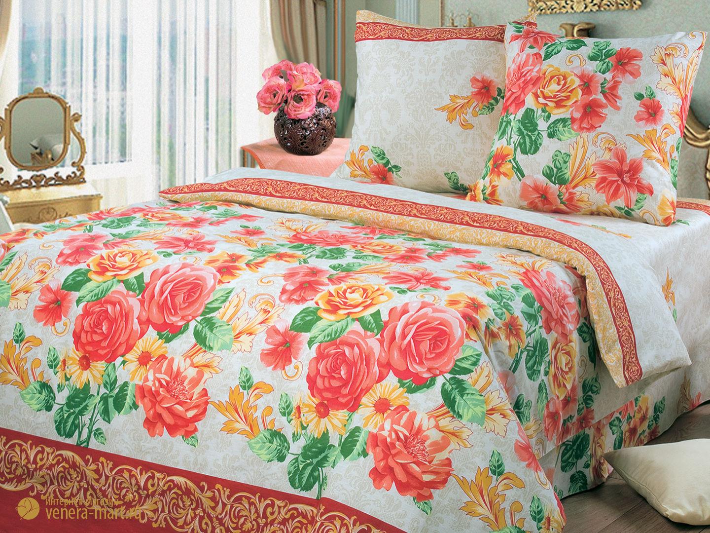 Полонез - комплект постельного белья<br><br>Размер: Семейный (2 нав.70х70)