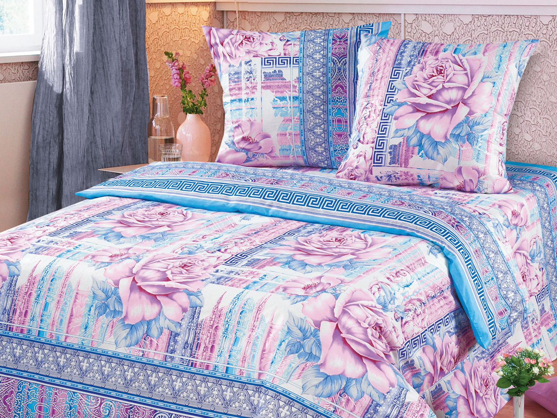Комплект постельного белья Роза Милана<br><br>Размер: 1,5-спальный (наволочка 70*70)
