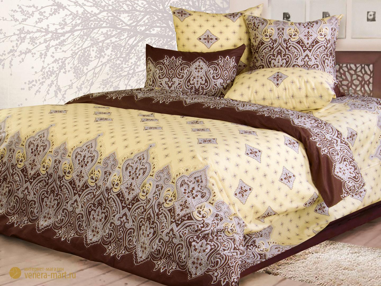 Комплект постельного белья СадкоБязь<br><br><br>Размер: Евростандарт (2 нав.70х70)