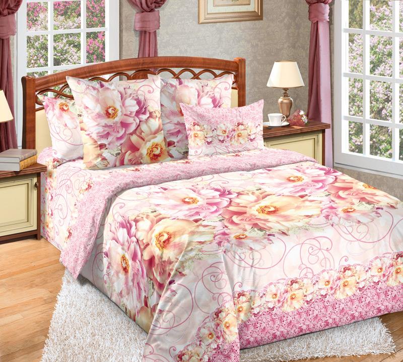 Комплект постельного белья НезнакомкаБязь<br><br><br>Размер: Семейный (2 нав. 70х70)