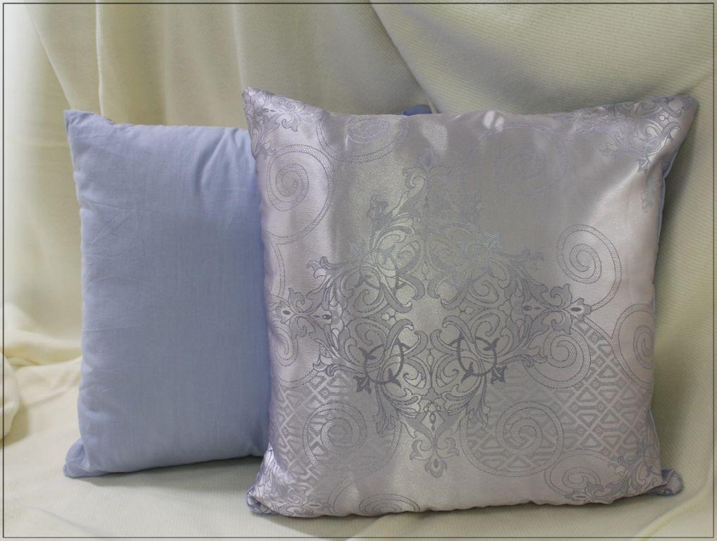 Набор декоративных подушек Базилик, 2 шт.Декоративные подушки<br><br><br>Размер: 40х40 см.