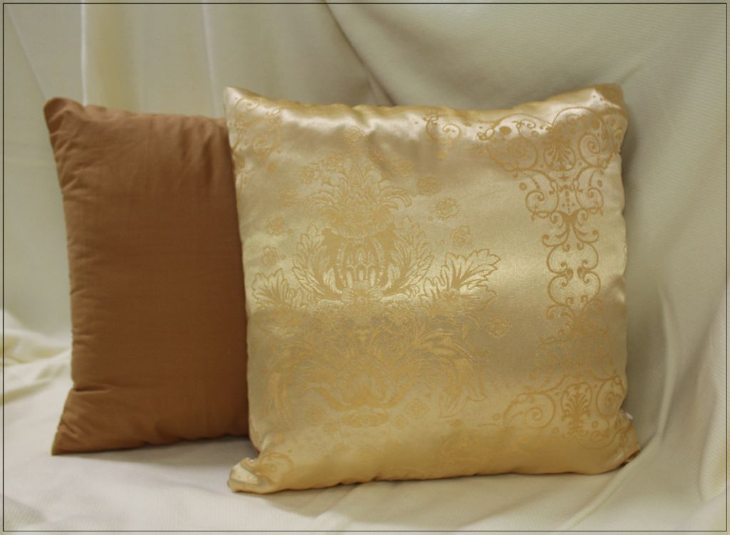 Набор декоративных подушек Кассия, 2 шт.Декоративные подушки<br><br><br>Размер: 40х40 см.