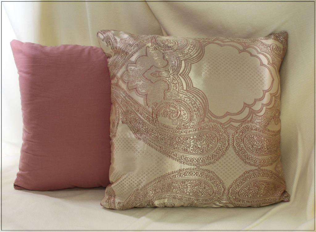 Набор декоративных подушек Кервель, 2 шт.Декоративные подушки<br><br><br>Размер: 40х40 см.