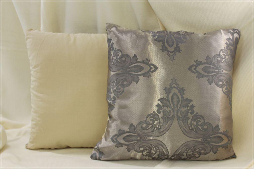 Набор декоративных подушек Шафран, 2 шт.Декоративные подушки<br><br><br>Размер: 40х40 см.