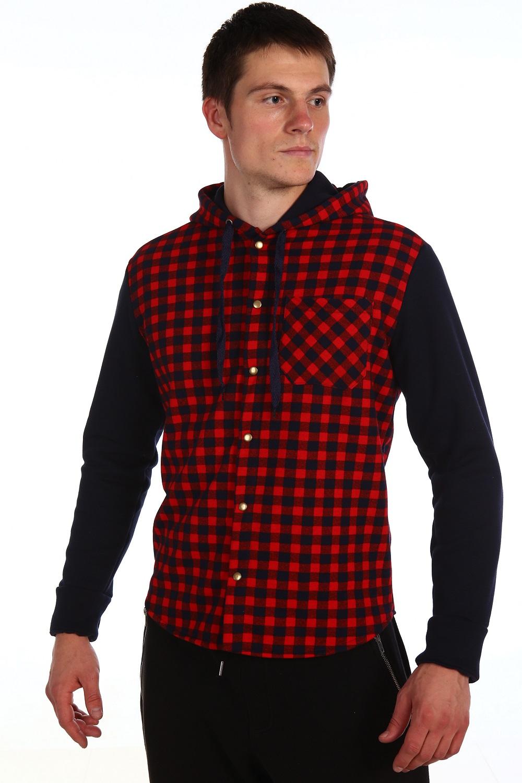 Толстовка мужская Гарри на пуговицахКофты, свитера, толстовки<br><br><br>Размер: 56