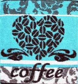 Полотенце махровое  Кофе 30х30Для всей семьи<br><br><br>Размер: 30х30