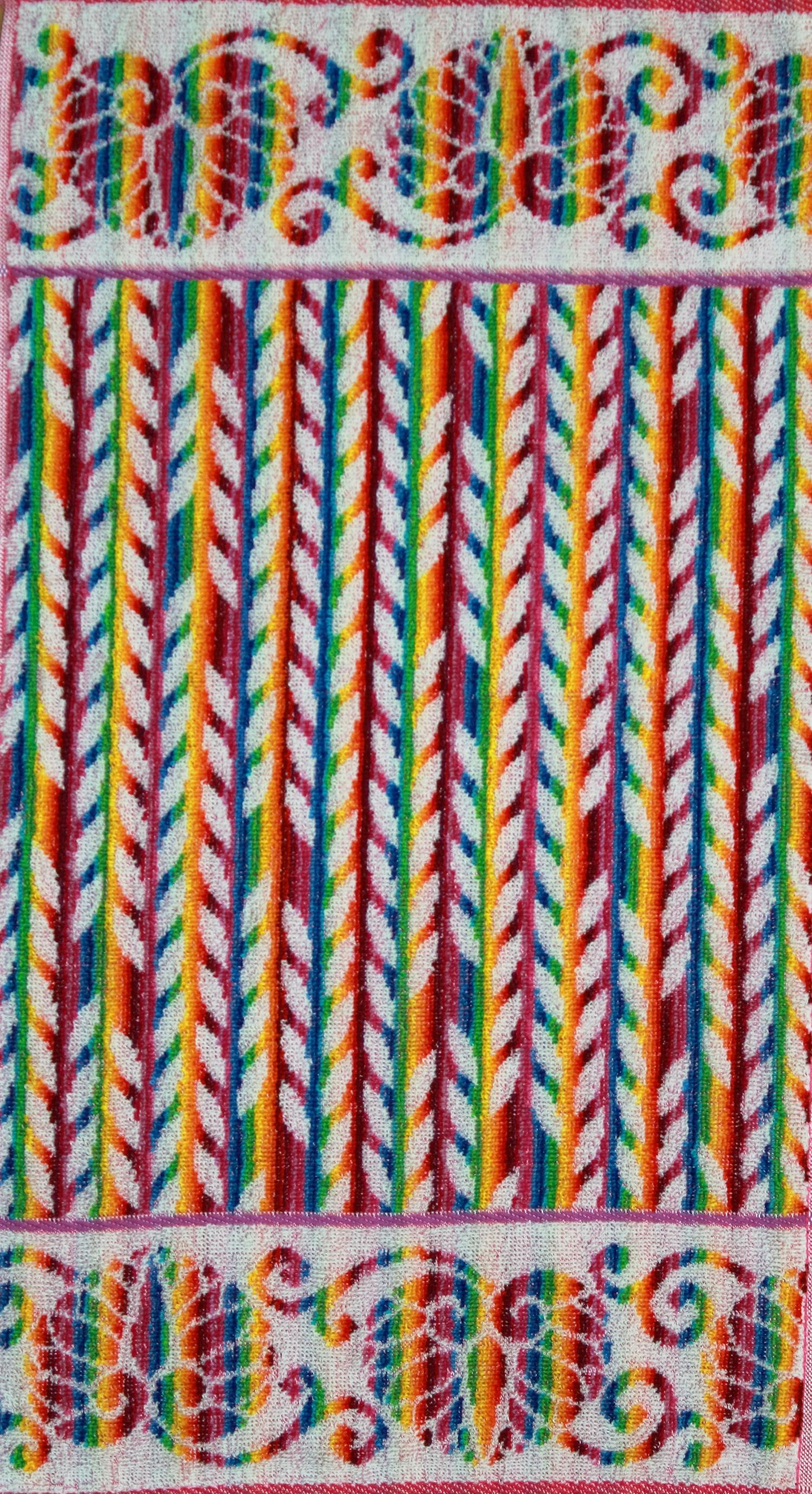 Полотенце махровое Косичка 30х60Детские изделия<br><br><br>Размер: 30х60